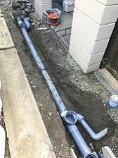 排水マス、排水管交換