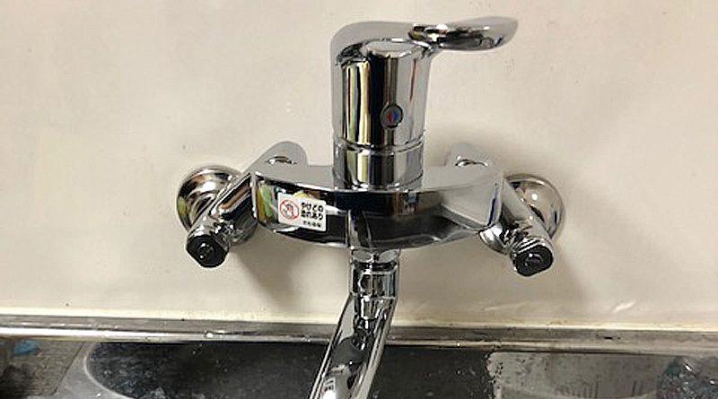 [川崎市多摩区]キッチン用水栓2個の交換工事