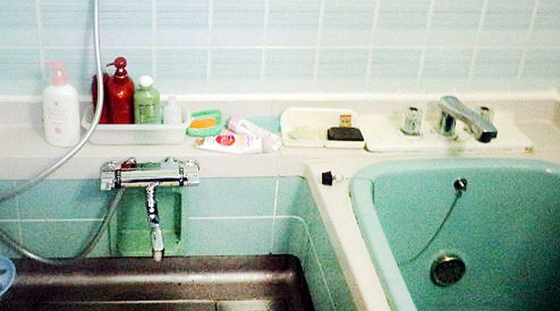 [東京都武蔵野市]浴室の水栓 修理・交換工事