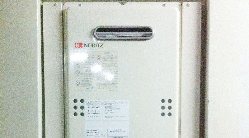 [東京都青梅市]マンションPS設置の給湯器交換工事