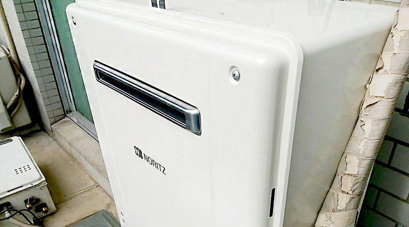 [東京都北区]マンションの給湯器交換[GT-1660SAWX BL]