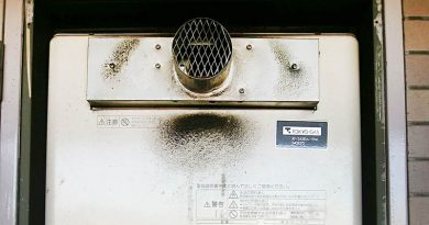 [横浜市瀬谷区]マンションにて給湯器交換工事[RUFH-A2400SAT2-3]